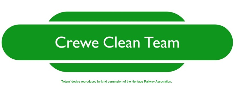 Crewe Clean Team